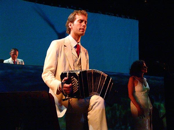Montreux Jazz Festival 2006: Gotan Project, Miles Davis Hall, July 9, 2006