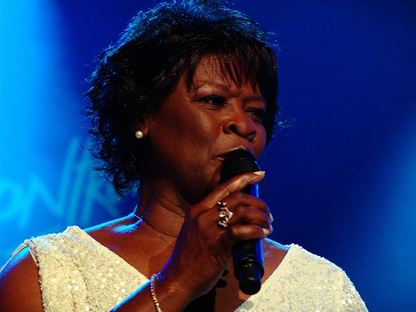 Montreux Jazz Festival 2006: Irma Thomas, Santana's My Blues Is Deep, Auditorium Stravinski, July 10