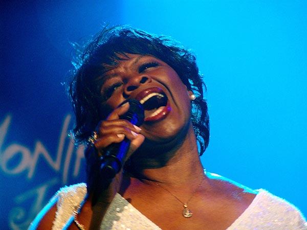 Montreux Jazz Festival 2006: Irma Thomas, Santana's My Blues Is Deep, Auditorium Stravinski, July 10