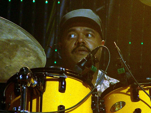 Montreux Jazz Festival 2006: Santana & Band, Santana's My Blues Is Deep, Auditorium Stravinski, July 10