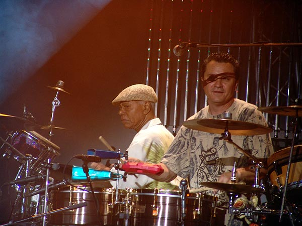 Montreux Jazz Festival 2006: Santana & Band, Santana's My Blues Is Deep, Auditorium Stravinski, July 10