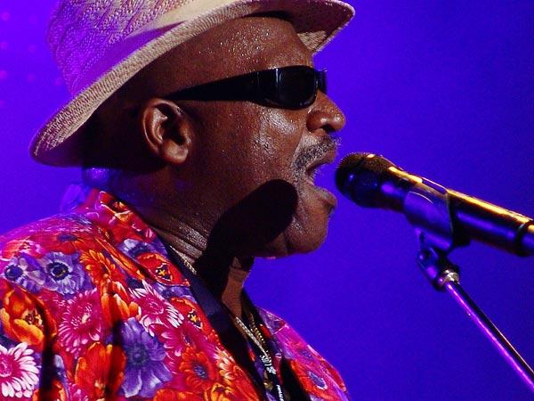 Montreux Jazz Festival 2006: Taj Mahal, Santana's My Blues Is Deep, Auditorium Stravinski, July 10