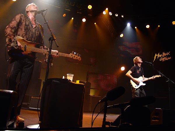 Montreux Jazz Festival 2006: Sting, Auditorium Stravinski, July 11