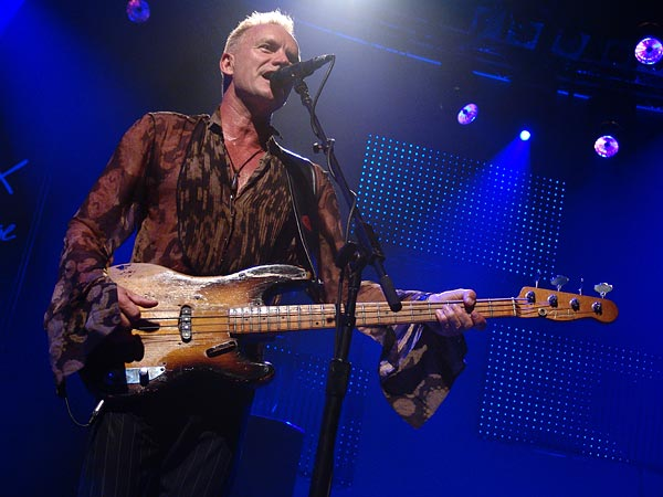 Montreux Jazz Festival 2006: Sting, Auditorium Stravinski, July 11