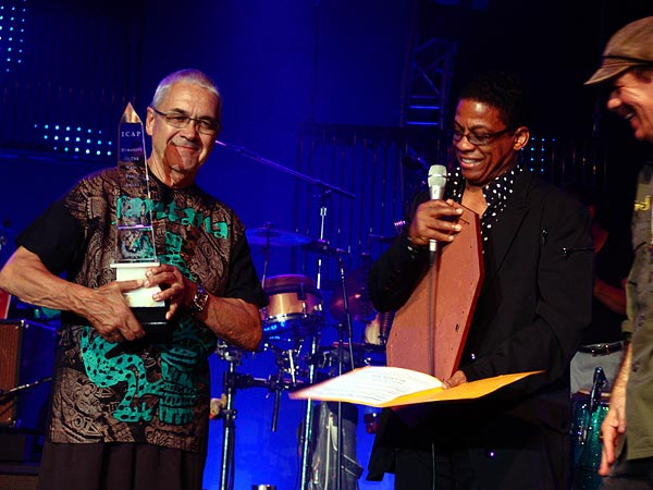 Montreux Jazz Festival 2006: Artists for Peace Award 2006 for Claude Nobs, Auditorium Stravinski, July 12