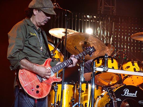 Montreux Jazz Festival 2006: Santana, Auditorium Stravinski, July 12
