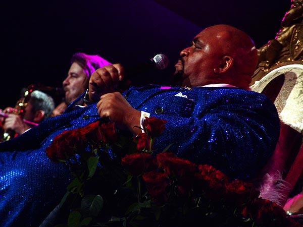Montreux Jazz Festival 2006: Solomon Burke, Casino Barrière, July 13