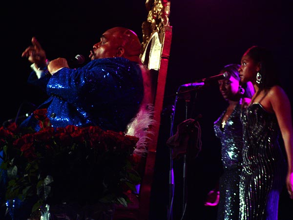 Montreux Jazz Festival 2006: Solomon Burke, Casino Barrière, July 13