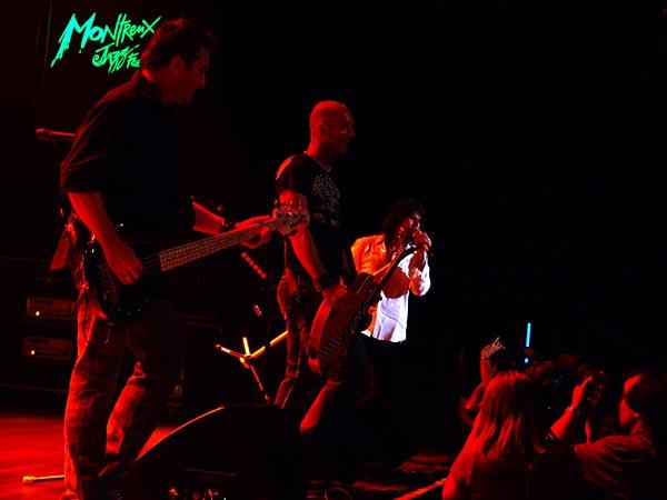 Montreux Jazz Festival 2006: Gotthard, Auditorium Stravinski, July 14