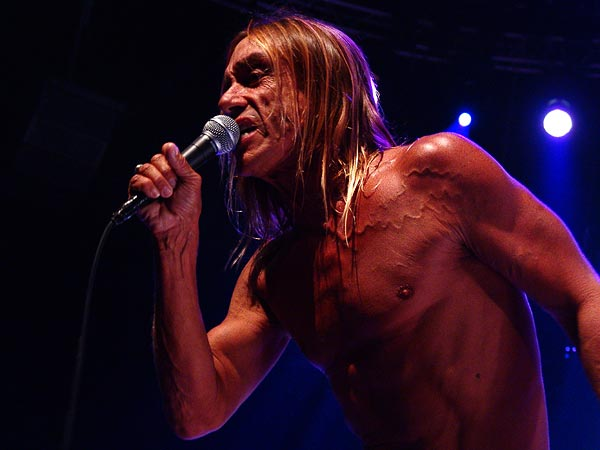 Montreux Jazz Festival 2006: Iggy & the Stooges, Auditorium Stravinski, July 14