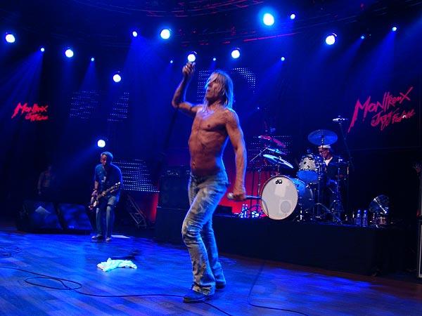 Montreux Jazz Festival 2006: Iggy & the Stooges, Auditorium Stravinski, July 14