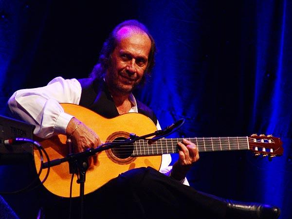Montreux Jazz Festival 2006: Paco de Lucia, Casino Barrière, July 15