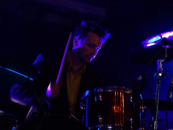 Paléo Festival 2006: Marc Aymon, Club Tent, mardi 18 juillet 2006.