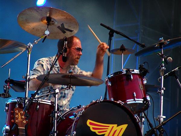 Paléo Festival 2006: The Pixies, Grande Scène, mardi 18 juillet 2006.