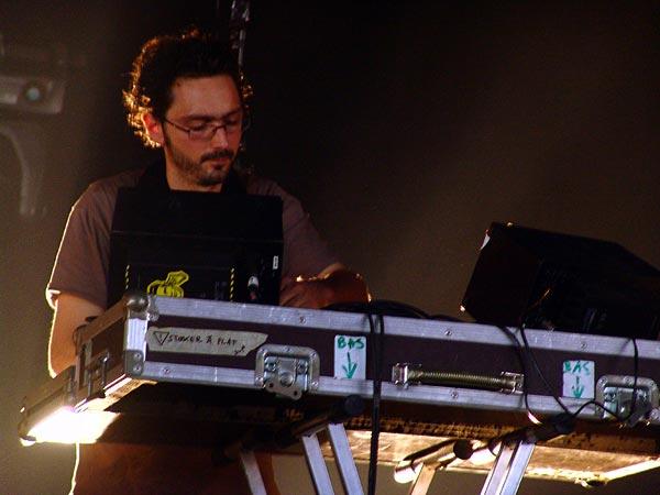 Paléo Festival 2006: High Tones, Chapiteau, mercredi 19 juillet 2006.