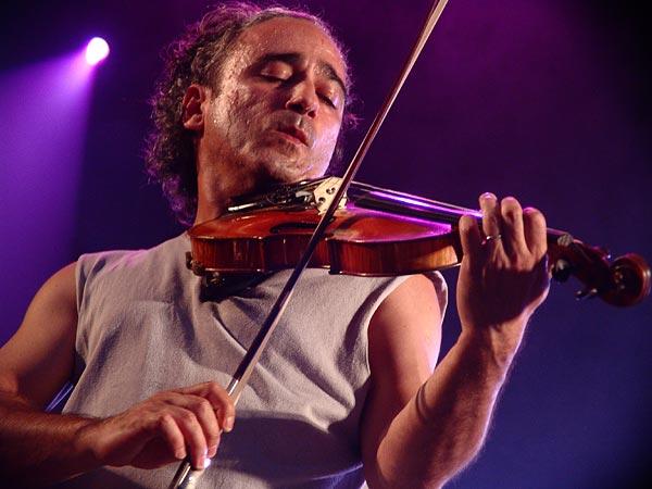 Paléo Festival 2006: Louise Attaque, Grande Scène, jeudi 20 juillet 2006.