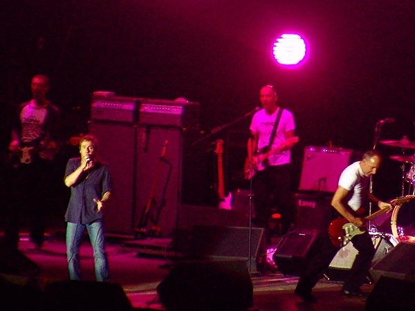 Paléo Festival 2006: The Who, Grande Scène, jeudi 20 juillet 2006.
