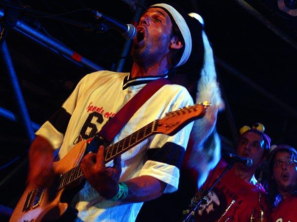 Paléo Festival 2006: Fleuve Congo, Scène FMR, vendredi 21 juillet 2006.