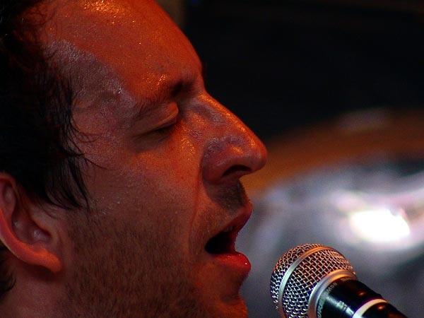 Paléo Festival 2006: Arthur H, Chapiteau, samedi 22 juillet 2006.