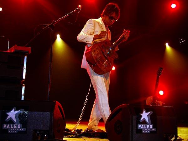 Paléo Festival 2006: Joseph Arthur, Chapiteau, dimanche 23 juillet 2006.