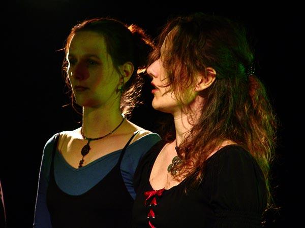 Flores Harmonici, Oron World Festival, jeudi 3 août 2006.