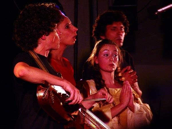 Nørn, Oron World Festival, jeudi 3 août 2006.