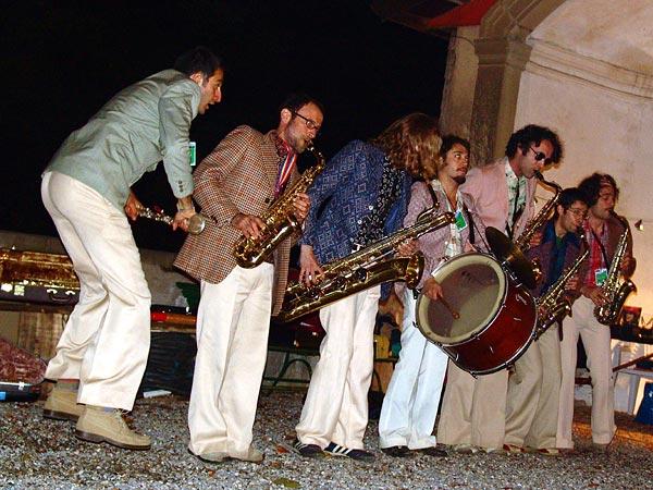 Papazzum, Oron World Festival, jeudi 3 août 2006.