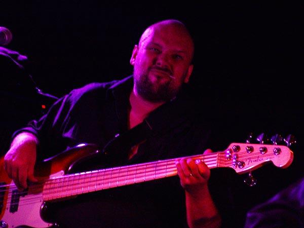 Teofilo Chantre, Oron World Festival, vendredi 4 août 2006.