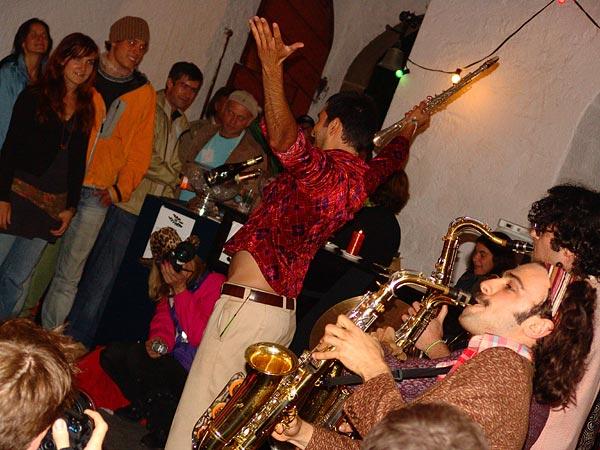 Papazzum, Oron World Festival, vendredi 4 août 2006.