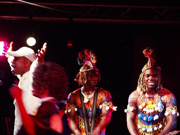Sekouba Bambino, Oron World Festival, samedi 5 août 2006.
