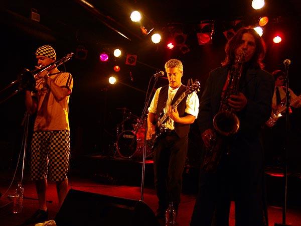 Stevo's Teen, Skaragga Festival, Ned - Montreux Music Club, vendredi 29 septembre 2006.