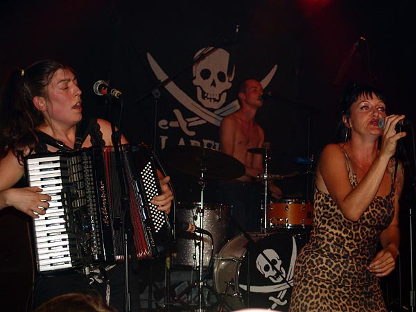 La Réplik, Skaragga Festival, Ned - Montreux Music Club, samedi 30 septembre 2006.