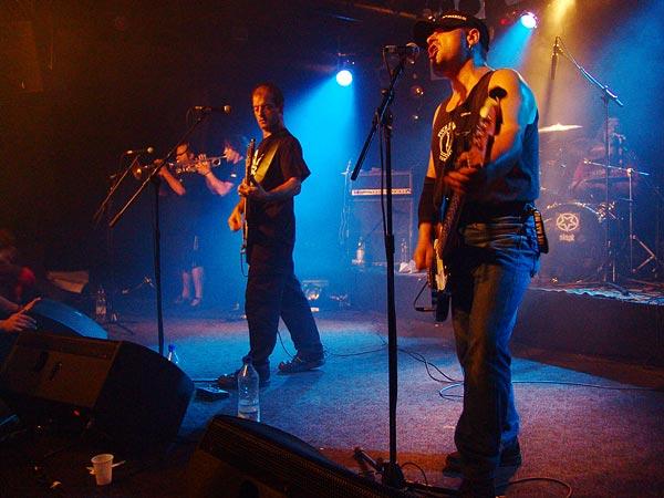 Skunk, Skaragga Festival, Ned - Montreux Music Club, samedi 30 septembre 2006.