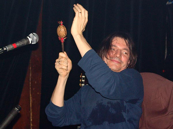 The Young Gods (Acoustic Concert), Les Caves du Manoir, Martigny, vendredi 1er décembre 2006.