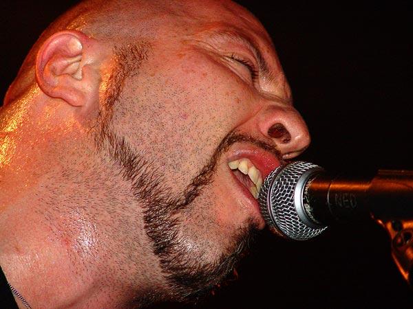 Gurd, Metal Night, Ned - Montreux Music Club, samedi 16 décembre 2006.