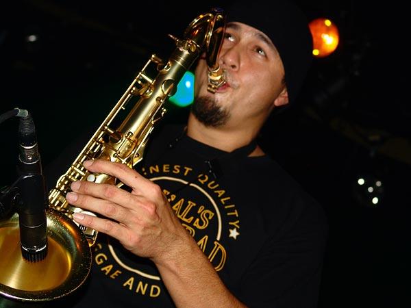 Go Jimmy Go, Ska Night, Ned - Montreux Music Club, dimanche 25 février 2007.