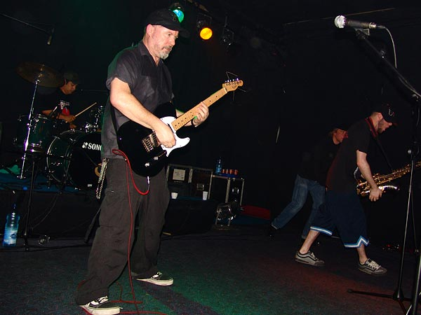 The Toasters, Ska Night, Ned - Montreux Music Club, dimanche 25 février 2007.