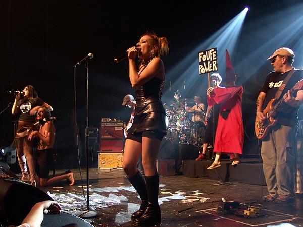 Raoul Petite, L'Usine, Istres (F), vendredi 1er juin 2007, enregistrement du nouveau DVD live.