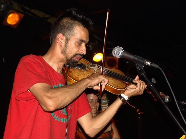La Chango Family, Ned - Montreux Music Club, vendredi 15 juin 2007.