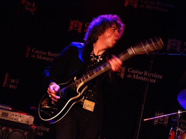 Casino Music Awards 2007: Outsyde Inn, July 13, Salon La Baule, Casino Barrière, Montreux
