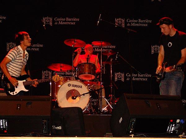 Casino Music Awards 2007: Tunica Dartos, July 14, Salon La Baule, Casino Barrière, Montreux