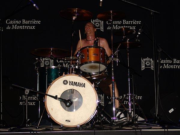 Casino Music Awards 2007: Tunica Dartos, July 20, Salon La Baule, Casino Barrière, Montreux