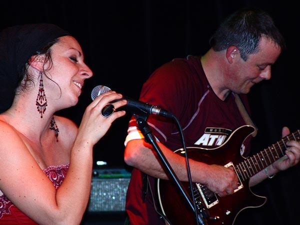 Casino Music Awards 2007: Lila Cruz, July 21, Salon La Baule, Casino Barrière, Montreux