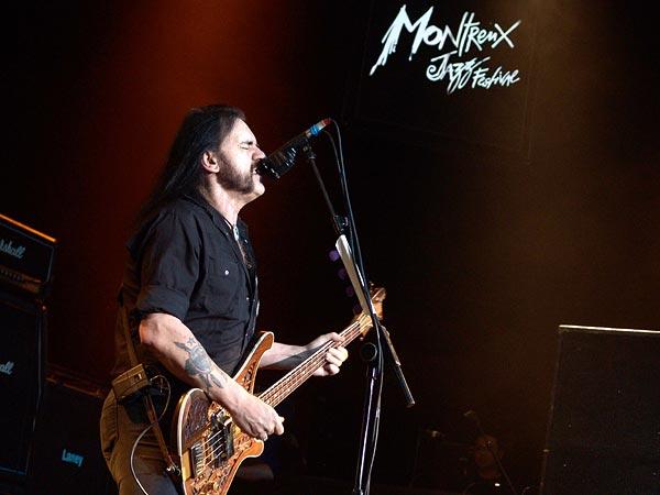 Montreux Jazz Festival 2007: Motörhead, July 7, Auditorium Stravinski