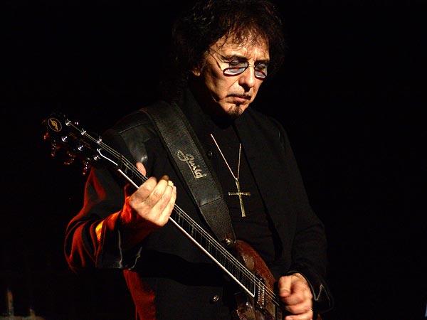 Montreux Jazz Festival 2007: Heaven & Hell feat. Ronnie James Dio, Tony Iommi, Geezer Butler & Vinnie Appice, July 7, Auditorium Stravinski