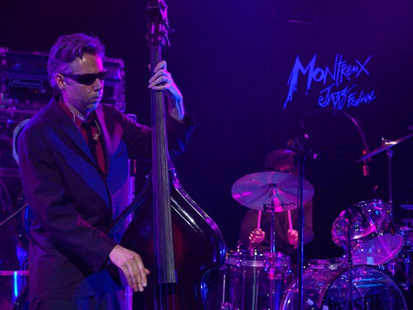 Montreux Jazz Festival 2007: Beastie Boys - Instrumental Show, July 10, Miles Davis Hall