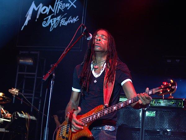 Montreux Jazz Festival 2007: Living Colour, July 13, Auditorium Stravinski