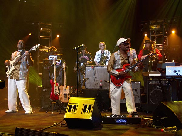 Montreux Jazz Festival 2007: Sly & the Family Stone, July 13, Auditorium Stravinski