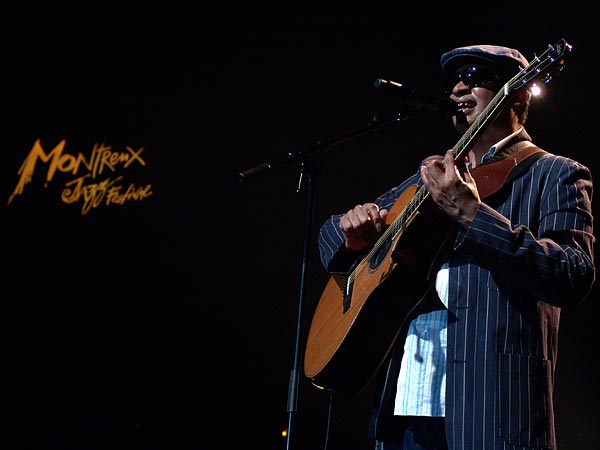 Montreux Jazz Festival 2007: Raul Midòn, July 15, Auditorium Stravinski