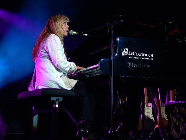 Montreux Jazz Festival 2007: Rickie Lee Jones, July 15, Auditorium Stravinski